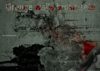Grunge Walls Set 1
