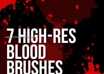 High-Resolution Blood