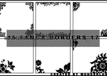 Fancy Borders 1