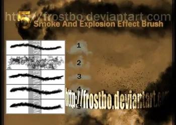 Smoke Explosion