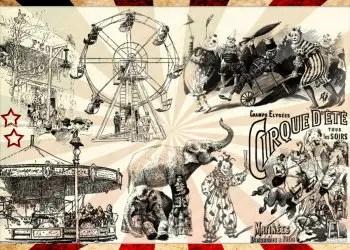 Vintage Circus 1