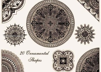 Ornamental Shapes