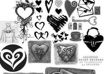 Assorted Heart