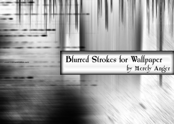 Blurred Strokes For Wallpapers