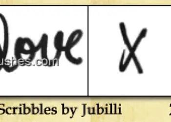 Scribbles Set 01