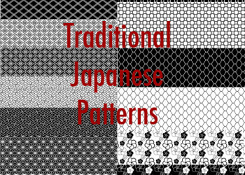 Traditional Japanese Pattern