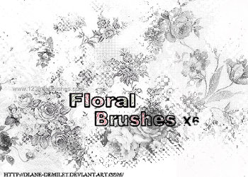Floral Decorative