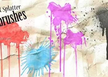 Ink Paint Splat