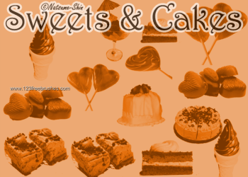 Sweets and Cakes