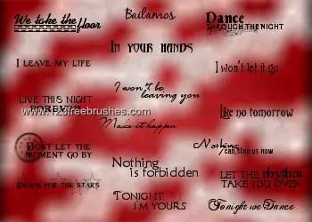 Bailamos Lyrics
