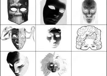 Free Photoshop Mask Brushes