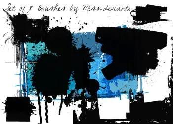 Paint Splatter 26