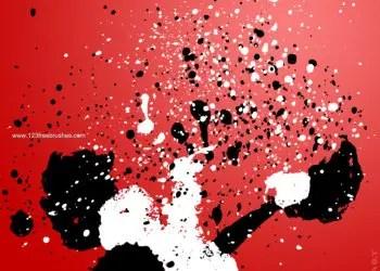 Blood Splatter 9