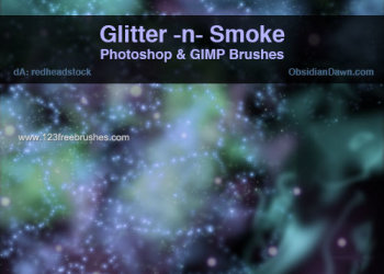 Glitter -N- Smoke