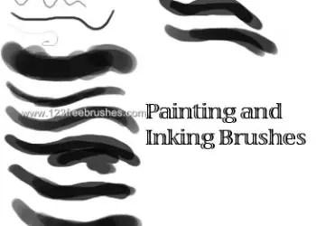 Paint Strokes 23