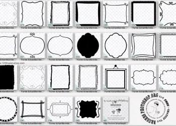 Cadres Photo Frames