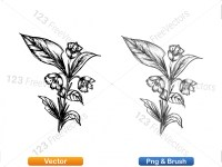 5002009-sketchy-plants-vector-and-photoshop-brush-pack-02_p007