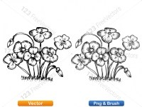 5003049-hand-drawn-sketch-flowers-vector-and-photoshop-brush-pack-02_p006
