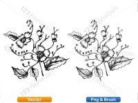 5003052-hand-drawn-sketch-flowers-vector-and-photoshop-brush-pack-05_p003