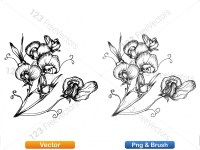 5003052-hand-drawn-sketch-flowers-vector-and-photoshop-brush-pack-05_p007