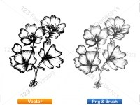 5003052-hand-drawn-sketch-flowers-vector-and-photoshop-brush-pack-05_p014