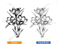 5003053-hand-drawn-sketch-flowers-vector-and-photoshop-brush-pack-06_p003
