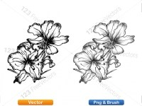 5003053-hand-drawn-sketch-flowers-vector-and-photoshop-brush-pack-06_p005