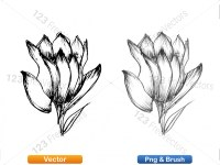 5003054-hand-drawn-sketch-flowers-vector-and-photoshop-brush-pack-07_p013
