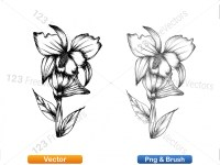 5003055-hand-drawn-sketch-flowers-vector-and-photoshop-brush-pack-08_p010
