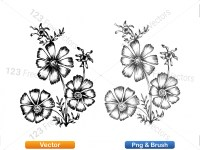 5003057-hand-drawn-sketch-flowers-vector-and-photoshop-brush-pack-10_p001