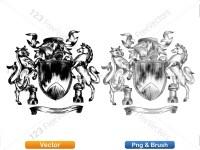5012011-hand-drawn-sketch-heraldic-coat-of-arms-vector-and-brush-pack-02_p021