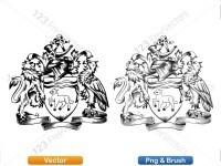 5012012-hand-drawn-sketch-heraldic-coat-of-arms-vector-and-brush-pack-03_p001