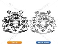 5012012-hand-drawn-sketch-heraldic-coat-of-arms-vector-and-brush-pack-03_p004