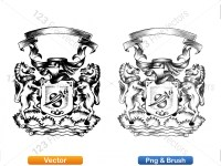 5012012-hand-drawn-sketch-heraldic-coat-of-arms-vector-and-brush-pack-03_p020