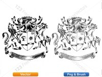 5012013-hand-drawn-sketch-heraldic-coat-of-arms-vector-and-brush-pack-04_p002
