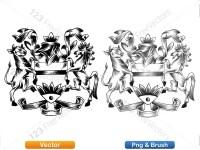 5012013-hand-drawn-sketch-heraldic-coat-of-arms-vector-and-brush-pack-04_p005