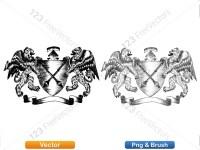 5012013-hand-drawn-sketch-heraldic-coat-of-arms-vector-and-brush-pack-04_p016