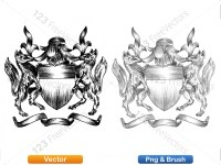 5012013-hand-drawn-sketch-heraldic-coat-of-arms-vector-and-brush-pack-04_p021