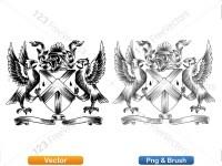 5012013-hand-drawn-sketch-heraldic-coat-of-arms-vector-and-brush-pack-04_p024