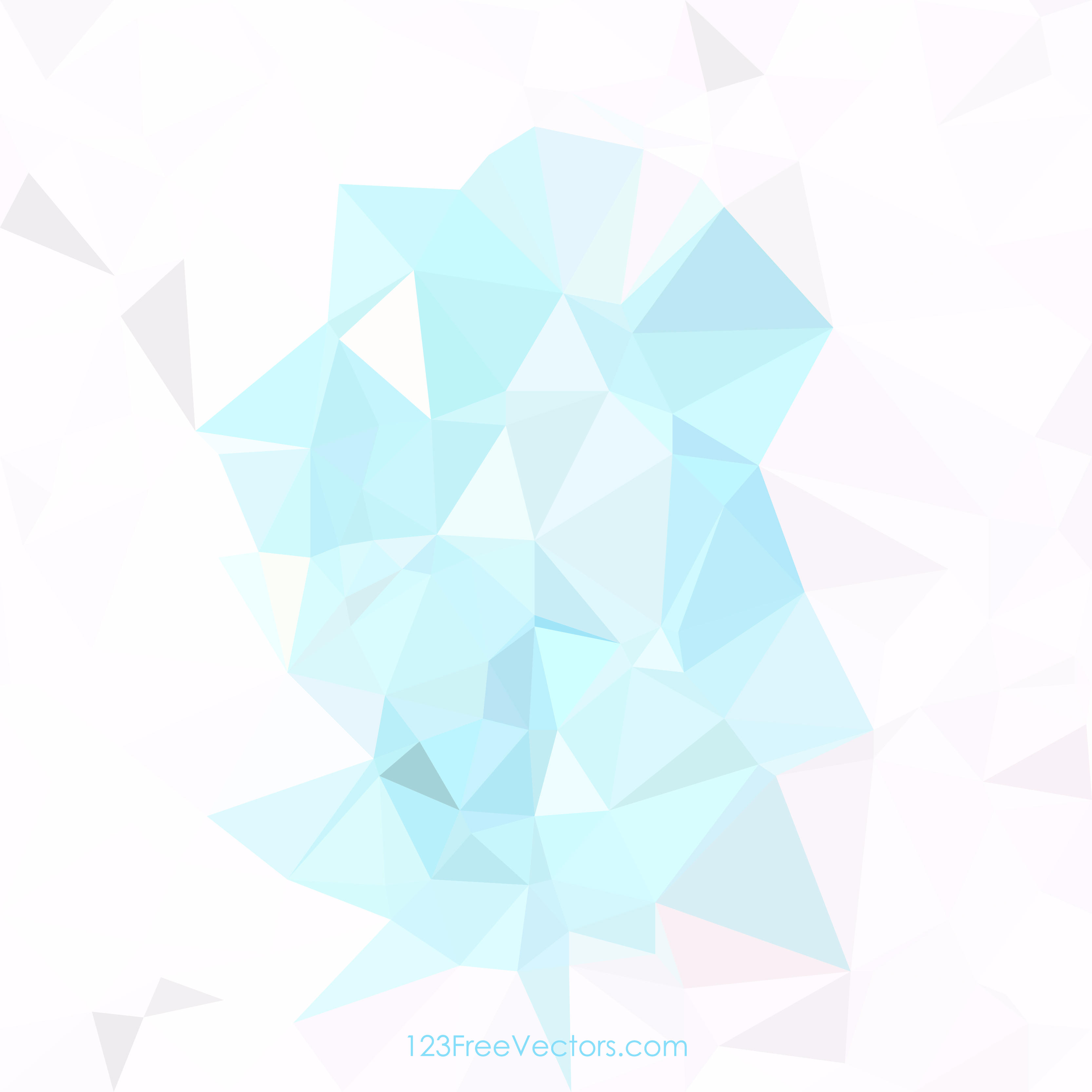 Green Black And White Striped Wallpaper Light Blue Abstract Polygonal Background Vector