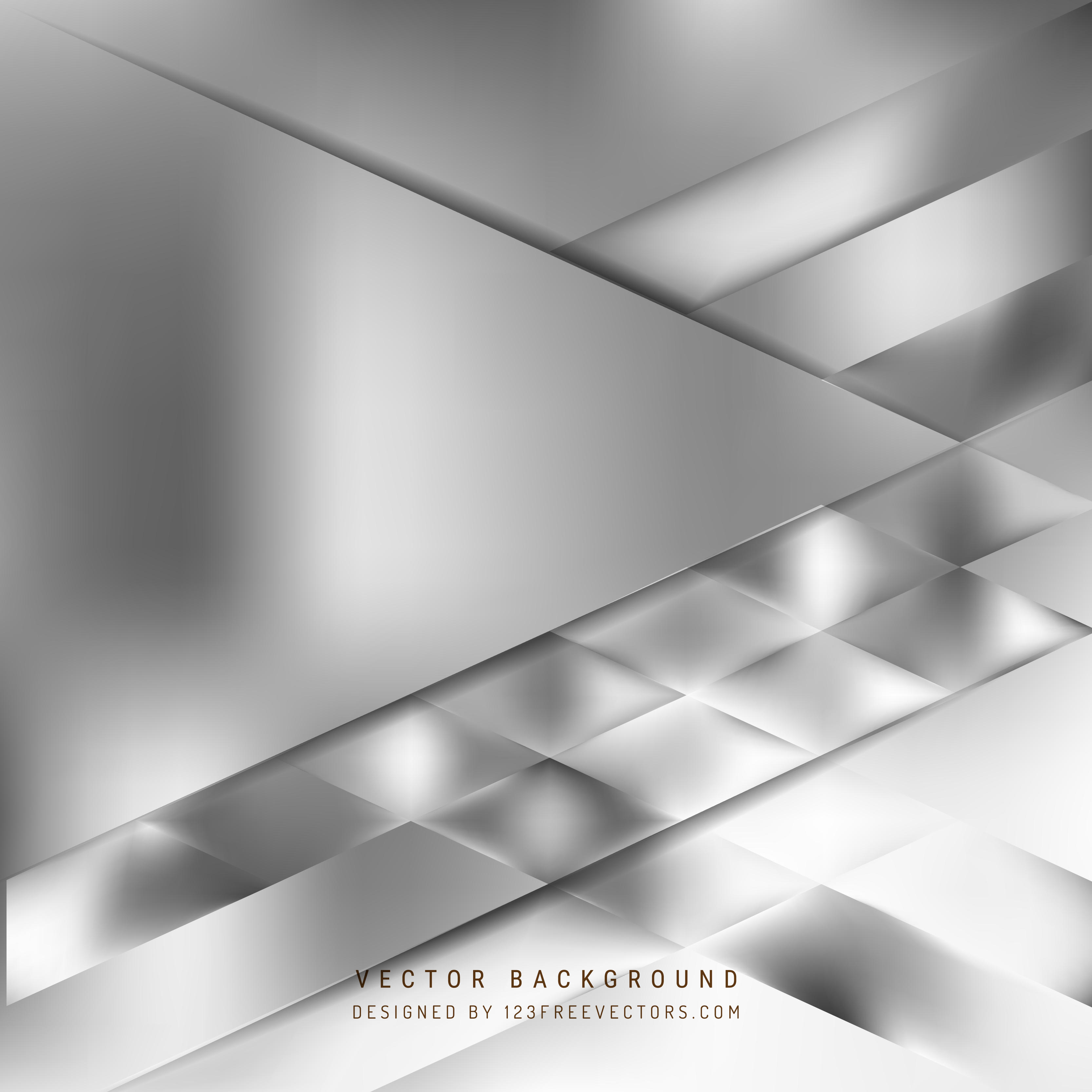Abstract Gray Background Design