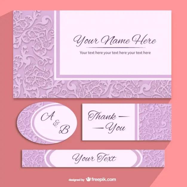 floral invitation templates
