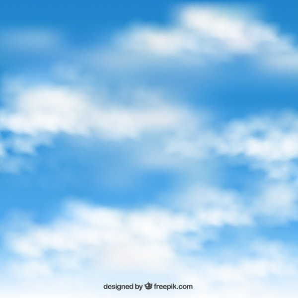 sky background free vector 123freevectors