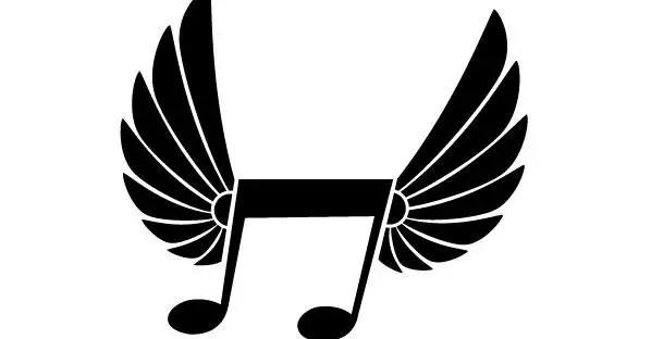 music note vector 123freevectors rh 123freevectors com Music Notes Vector Art Free Music Note Icon
