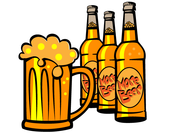 free beer bottle vector clip art 123freevectors rh 123freevectors com cartoon beer bottle clip art beer bottle pictures clip art