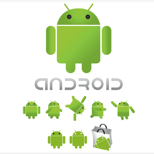 Free Android Logo Vector