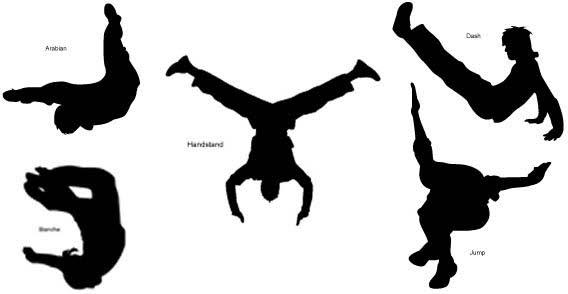 Tribal Heart With Banner Parkour Vector | 123Fr...