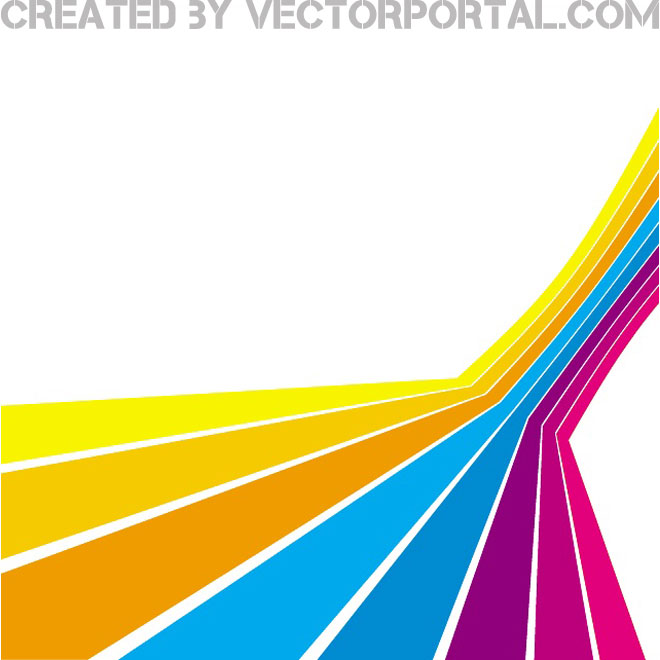 abstract stripes perspective free vector 123freevectors rh 123freevectors com vector stripes psd vector stripes radial