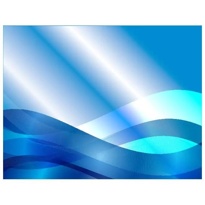 Gradient Blue Background Free Vector
