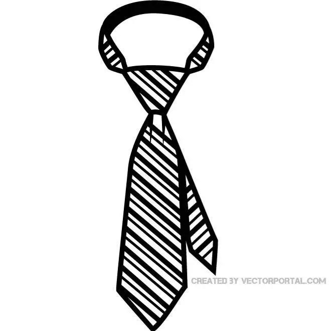 necktie clip art free vector 123freevectors rh 123freevectors com necktie clipart black and white necktie clipart png